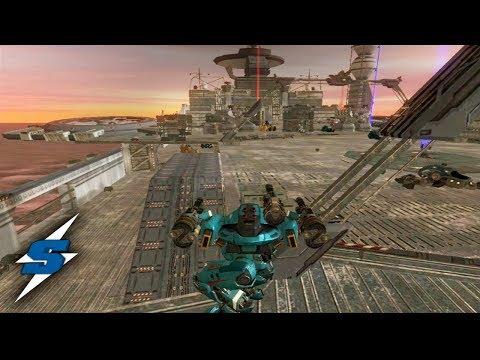 NUEVO MAPA CARRIER *BARCO FLOTANTE* | SORILOKO War Robots