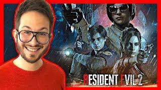 Vidéo-Test : Resident Evil 2, Mister X me met la pression ??