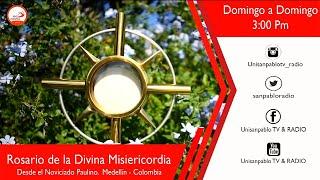 ROSARIO DE LA DIVINA MISERICORDIA 20 DE ABRIL DEL 2020