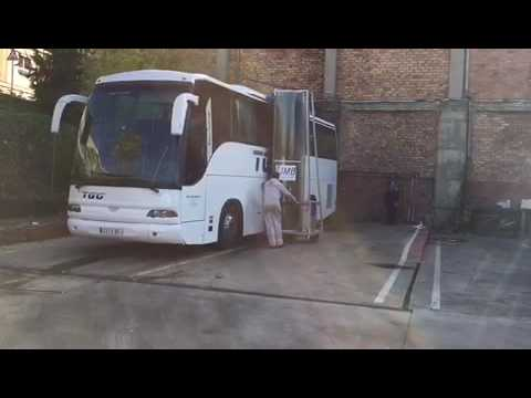 Máquina de Lavado Autobuses Monocepillo Electrico Jmb en Cataluña