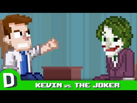 If The Dark Knight Joker Had an Assistant