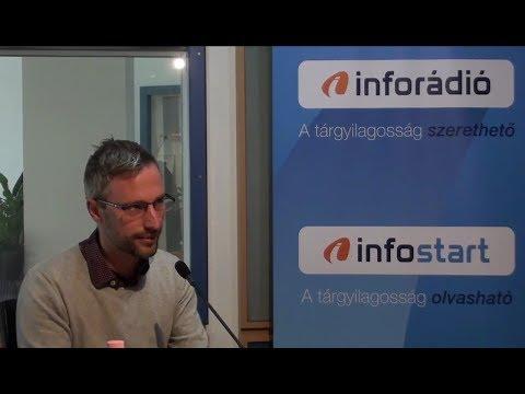 InfoRádió - Aréna - Feledy Botond - 2. rész - 2019.05.13.