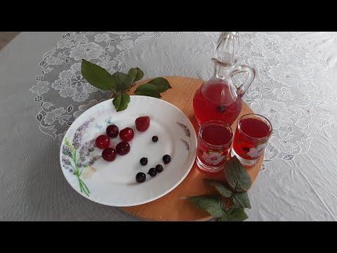Хороший рецепт домашньої ягідної настоянки! photo