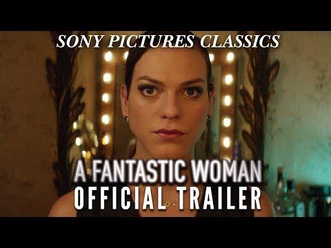 A Fantastic Woman (2017) - Official Trailer