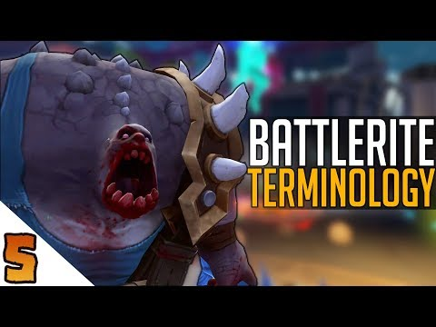 connectYoutube - Battlerite Terminology Guide