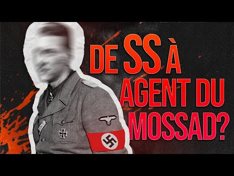 L'ancien nazi recruté par les services secrets Israéliens - Ft. Mamytwink