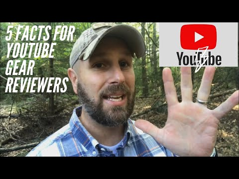 5 FACTS To Become a YouTube Gear Reviewer: What Does It Take?