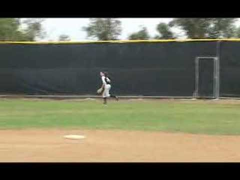 Kaitie Schumacher #8 - SD Lightning - 1B/Pitcher