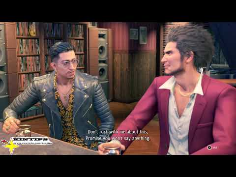 Kintips Lets Play Yakuza Like a Dragon Xbox Series X XSX SEGA part 66 HOW TO GRIND XP! Best weapons