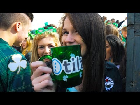 Made Possible by Tilt: St. Patrick's Day at Queen's University