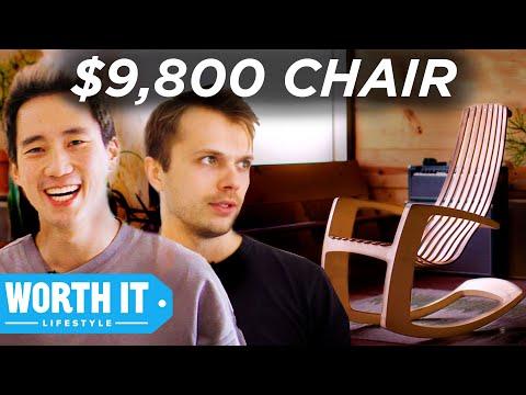 $199 Chair Vs. $9,800 Chair