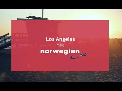 Oppdag Los Angeles med Norwegian