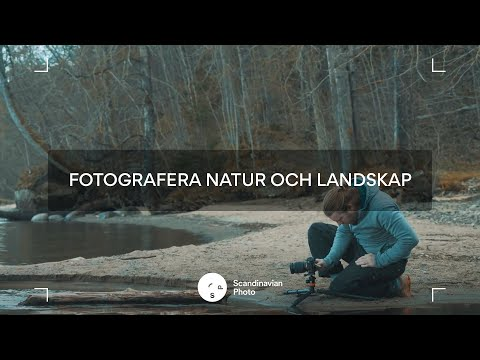 Landskapsfotografering med Patrick Cole