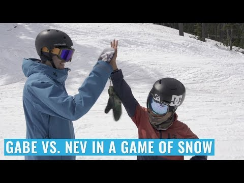 Nev Vs 10 Year Old Gabe! Who Will Win""