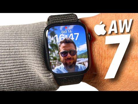 Apple Watch 7 è qui