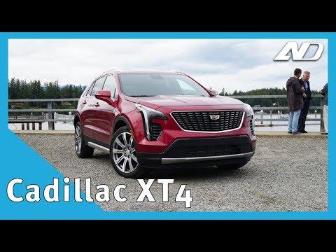 """Cadillac XT4 - ¿Digno rival para las europeas"""" - Primer Vistazo en AutoDinámico"""