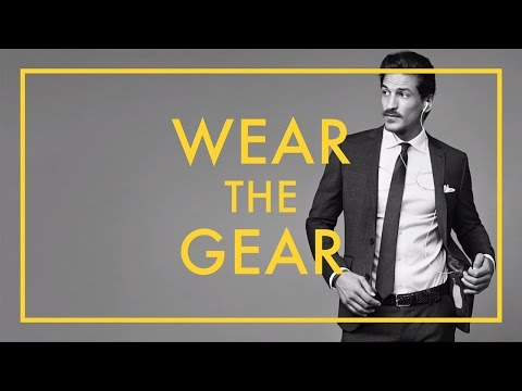Brothers Sverige - Wear The Gear. Smarter fashion for men on the move.