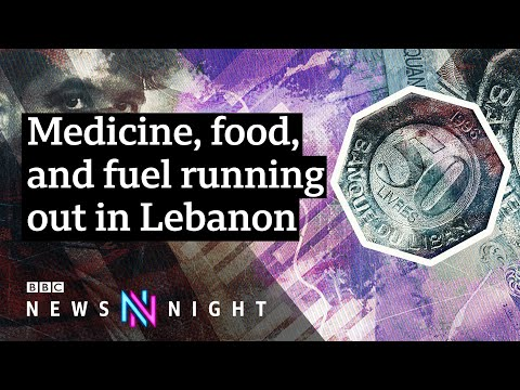 Lebanon: Why is the country in crisis and what's happening? - BBC Newsnight