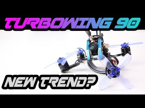 TURBOWING Aurora 90 - NEW TREND? - 100% Honest Review