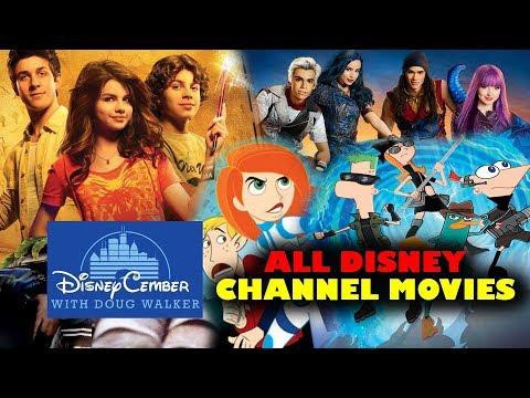 All Disney Channel Movies - Disneycember