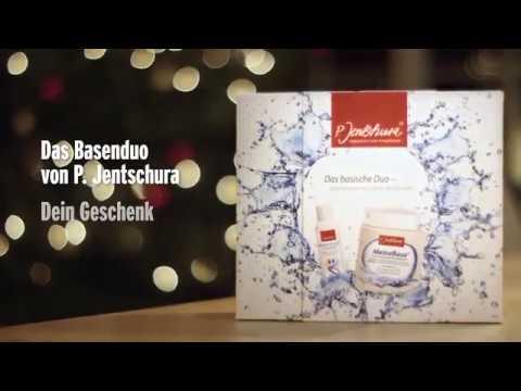Das Basenduo von P. Jentschura – Dein Geschenk zu Weihnachten