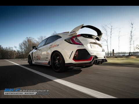 Cooperation with Milltek Sport on their latest Civic Type R 🏎️
