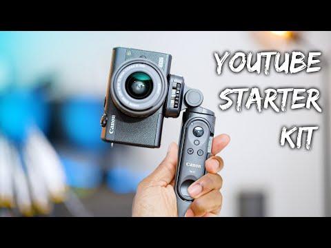 The Ultimate YouTuber Starter Kit?