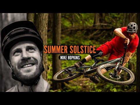 Mike Hopkins' Summer Solstice