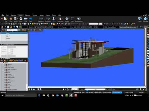 Revu Benutzeroberfläche und Navigation