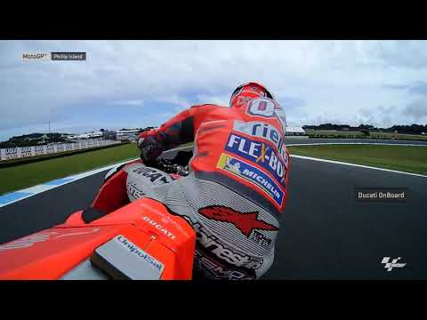 Ducati OnBoard: 2018 Michelin® Australian Motorcycle Grand Prix