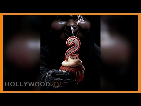 INTERVIEWS with the STARS of Happy Death Day 2U !! - Hollywood TV
