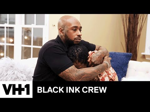 Sky's Son Does An Interview In Dutchess's Shop   Black Ink Crew