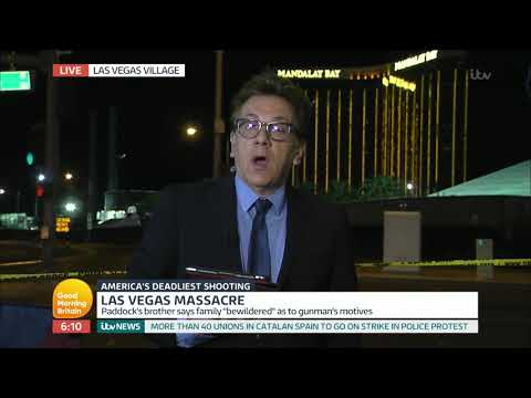connectYoutube - Ross King Highlights the Community Efforts in Las Vegas | Good Morning Britain