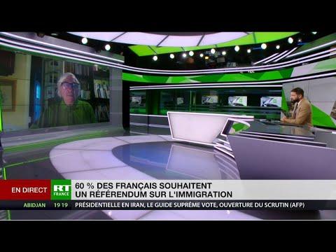 Référendum sur l'immigration : «On ne voit pas trop quelles questions pourraient être posées»