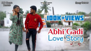 Abhi Gadi Love Story Telugu Shortfilm 2020 - YOUTUBE