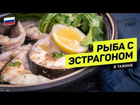 ГОТОВИМ НА РЫНКЕ: Рыба с эстрагоном в тажине #232 рецепт Ильи Лазерсона photo