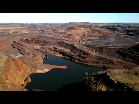 Hibbing Hull Rust Mine: Minnesota's Grand Canyon