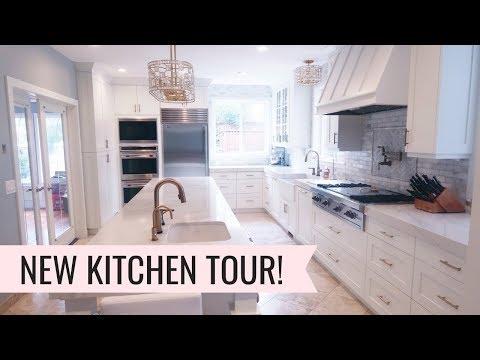 Kitchen tour! + Kitchen remodel details!