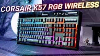 Vidéo-Test : Corsair K57 RGB Wireless | TEST | Un K55 mais en sans-fil !