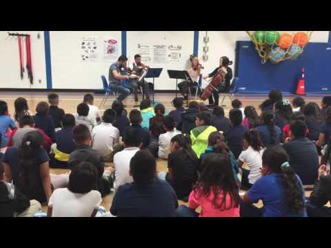 Walnut Creek Elementary School Concert