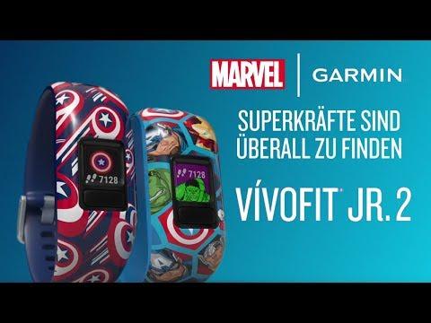 Garmin vívofit® jr. 2 - Marvel Avengers