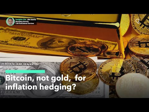 Is Bitcoin the New Inflation Hedge?
