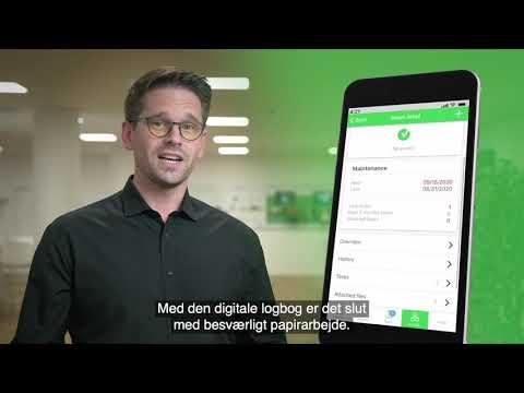 Den digitale logbog samler og deler dokumentation digitalt | Schneider Electric