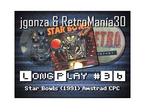 Star Bowls - Amstrad CPC Longplay