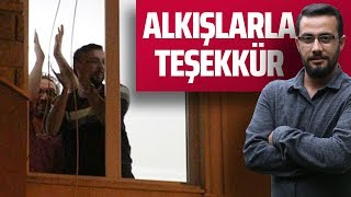 ALKIŞLARLA TEŞEKKÜR! #EvdeKalTürkiye