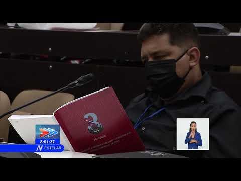 Presentan candidatura a miembros del Comité Central de Cuba en Congreso del PCC