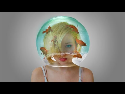 Fish Bowl | Photo Manipulation Tutorial | Photoshop Effects