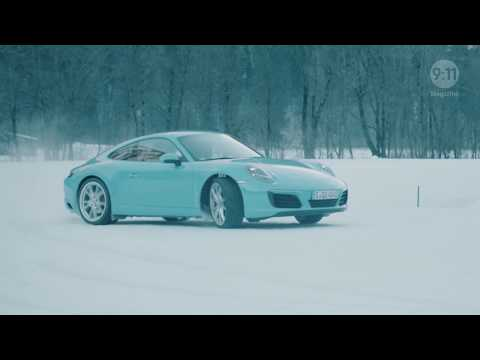 9:11 Magazine: A Porsche does the Waltz.
