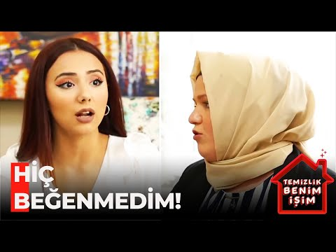 Sevgi Hanım Verdiği Puandan PİŞMAN OLDU! - Temizlik Benim İşim 200. Bölüm