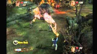 Harry Potter and the Goblet of Fire PS2 Walkthrough Part 1: Quidditch World Cup